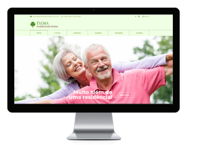 Alínea Conecta - Évora Residencial Senior