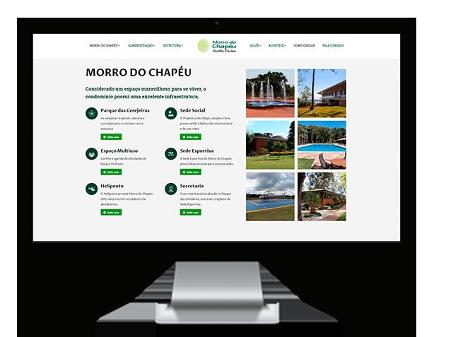 Alínea Conecta - Morro do Chapéu Golfe Clube